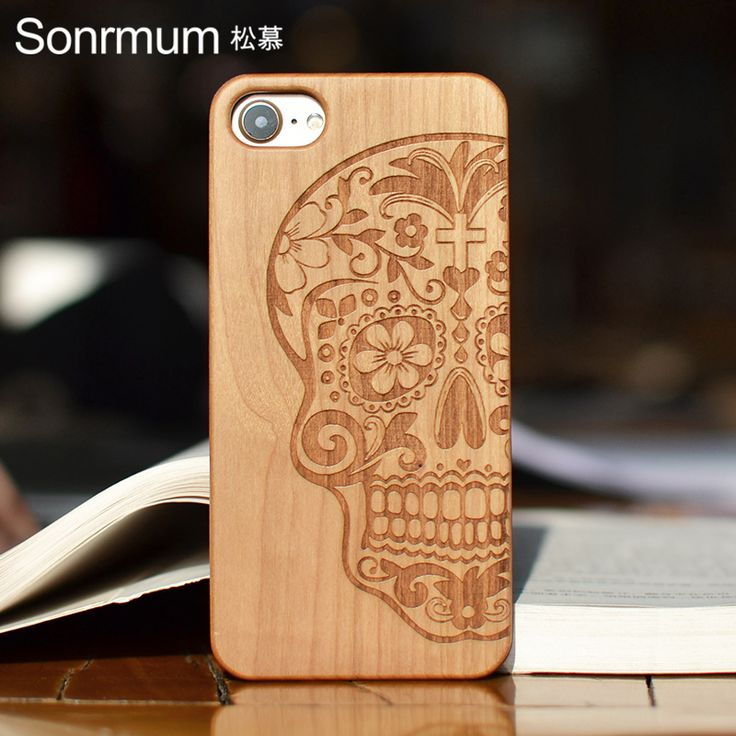 check discount customized design carved natural individuation wood phone cases for iphone 66plus6s #wooden #phone #case