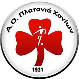 Athlitikos Omilos Platania Chanion / Platanias Football Club (Αθλητικός Όμιλος Πλατανιά Χανίων) | Country: Greece / Ελλάδα. País: Grecia. | Founded/Fundado: 1931/03/15 | Badge/Crest/Logo/Escudo.
