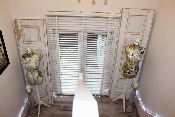 Kobieta po czterdziestce: Stare drzwi, jak można je ponownie wykorzystać?