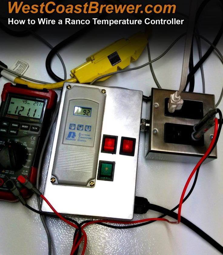 Ranco Temperature Controller Wiring Diagram on 48v 1800w, auber temp, club car curtis, met art, signal master, electric trailer brake,