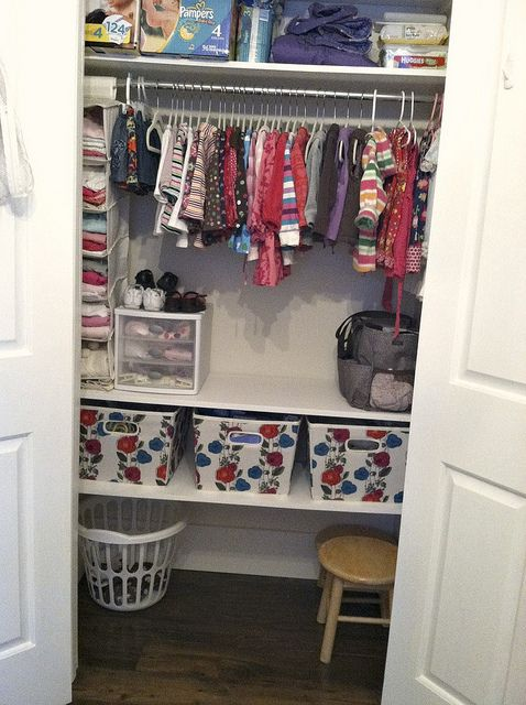 organizing baby clothes   How I Store and Organize All Our Baby Clothes - Andrea Dekker
