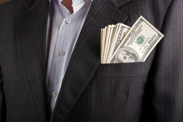 Median CEO Pay Jumped 13 Percent Last Year To $10.5 Million. Did you get a 13% pay raise last year? Right, me neither.