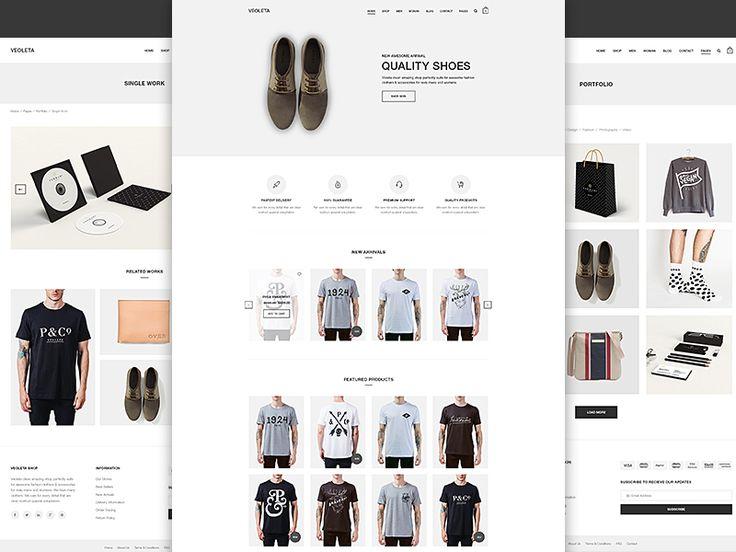 Andy – Multi-concept E-commerce  by Roman
