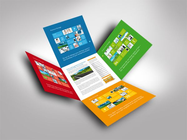 Best Brand  Folders Images On   Corporate Identity