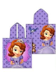 SOFIA THE FIRST ~ Lilac Hooded Towel