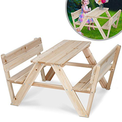 17 best ideas about table pique nique enfant on pinterest - Table picnic bois enfant ...