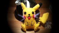 How to Make a Kawaii Pikachu Plush from Felt - B4A Studios