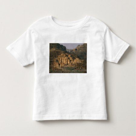 Tomb remains, Petra, Jordan Toddler T-shirt - tap, personalize, buy right now!