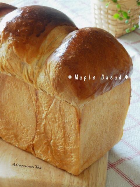 HBでも!ふわふわ食パン。