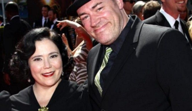 Actor Jackson Douglas filed for divorce recently from his wife, 'Family Guy' actress Alex Borstein.