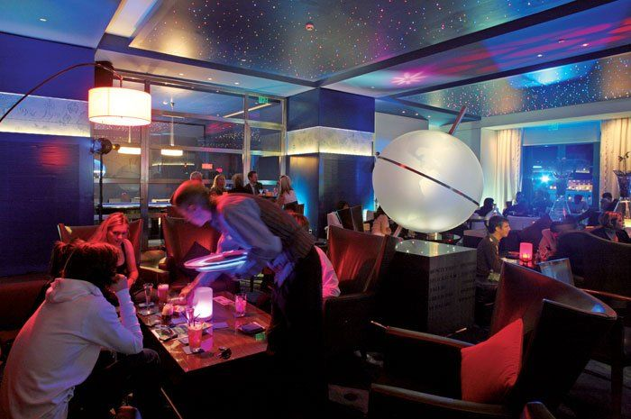 85. Blue Gin Bar (Monte-Carlo, Monaco) from 150 Best Bars Outside the United States