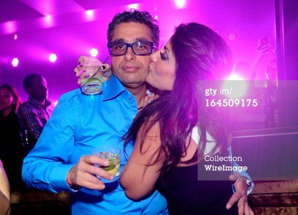 kathy wakile  | News Photo : Television personalities Richard Wakile and Kathy...