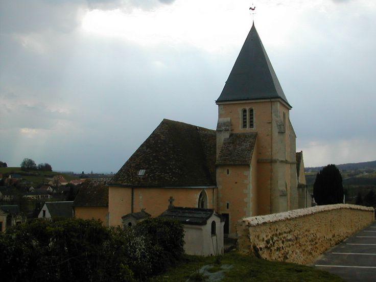 église Notre Dame du Mont Carmel.Margon. Centre