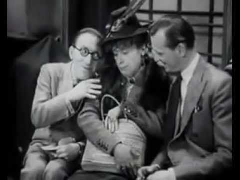 The Ghost Train - FULL MOVIE - Arthur Askey - 1941