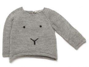 Bunny jumper. Too cute!