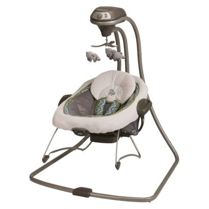 Graco® Duet Connect™ 2-in1 Swing and Bouncer