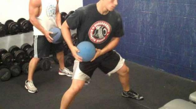 Baseball Players: Throw and Hit Harder With Med Ball Exercises