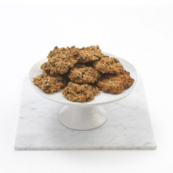 Orange, Oat and Sultana Biscuits