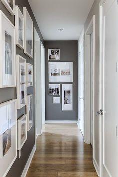 Il corridoio. Lungo, corto, largo o stretto?