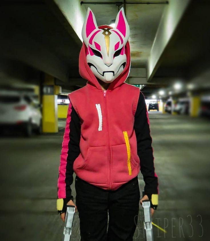 Costume Halloween 2020 Fortnite Costume Drift DIY Fortnite Drift Costume | Kostüme selber machen  drift