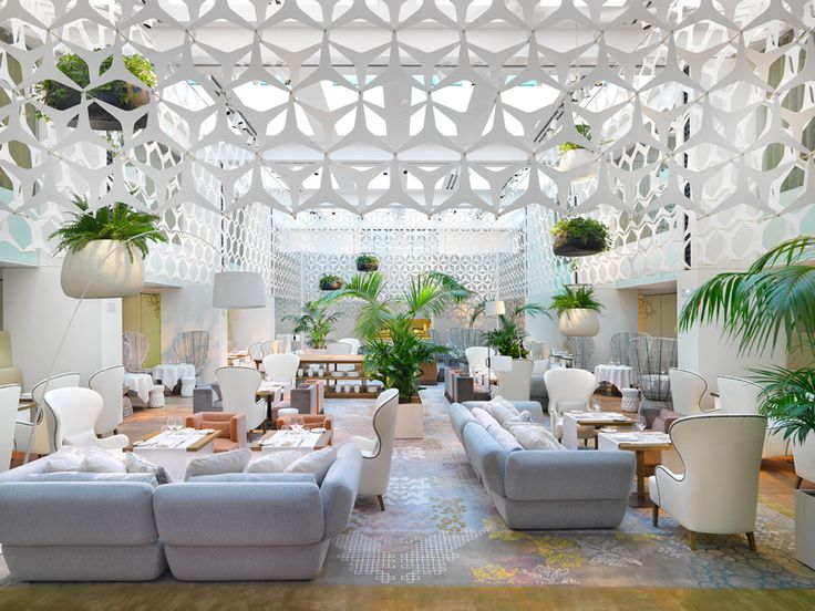 Mandarin Oriental Hotel by Patricia Urquiola, Barcelona, Spain - http://www.interiordesign2014.com/home-design-ideas/mandarin-oriental-hotel-by-patricia-urquiola-barcelona-spain/
