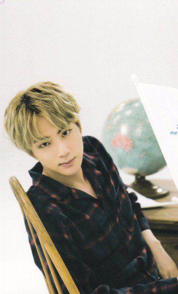 Jin a true visual