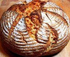 Rezept Sauerteigbrot von luschille - Rezept der Kategorie Brot & Brötchen