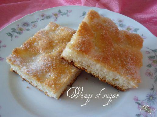 Focaccia dolce, ricetta base