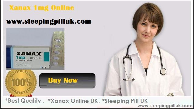 #Xanax is the trade name for Alprazolam. It is a potent anxiolytic of the benzodiazepine class. Xanax is generally used to treat anxiety disorders. More information visit :  https://www.sleepingpilluk.com/buy/xanax-1-mg/. #Sleepingpilluk