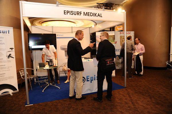 International Cartilage Repair Society - ICRS #ICRS13 #WorldCongress #EPISURF #Medikal #Exhibition #Industry #Tech
