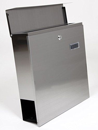MPB933 The Vertical Lockable Mailboxes Brushed Stainless ... https://www.amazon.com/dp/B00G05RCQO/ref=cm_sw_r_pi_dp_x_VzJyybJWPR1PV