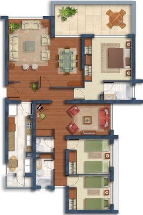 Buena Vista 2 - Departamentos en San Pedro de la Paz : elinmobiliario.cl