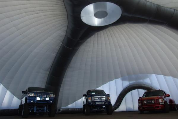 #PEANUT #TRIDENT #EXHIBITION #CENTRE  #Inflatable #Temporary #Structure #Events http://www.brandinteractivation.com/