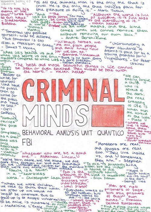 Criminal Minds | We Heart It