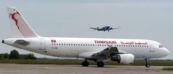 vol direct Tunis Erbil