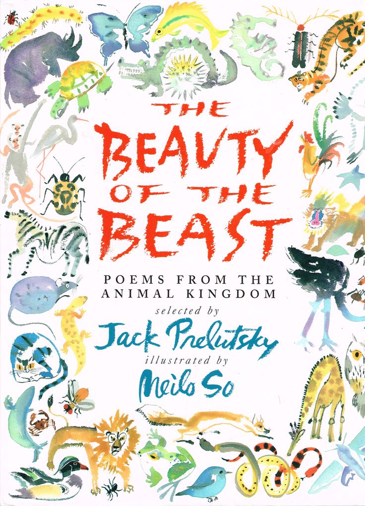 08-Mar-17: The Beauty of the Beast. Jack Prelutsky editor, Meilo So, illustrator. The illustrations are great, especially the birds. The selection of poems, all from the twentieth century, is not very good.