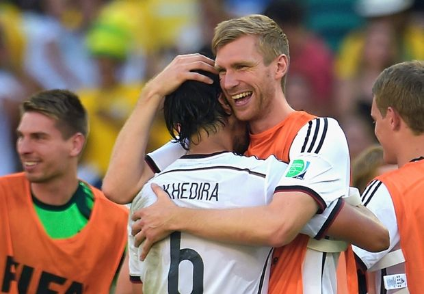 I told Khedira to join Arsenal,says Per Mertesacker