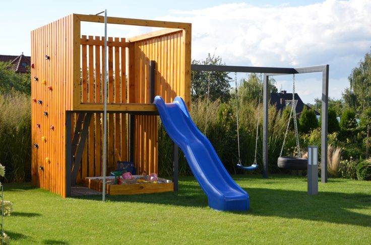"Modern Landscape Ideas, Designs malkul  Garden ideas for kids"" play www.mkinteriordesign.pl"