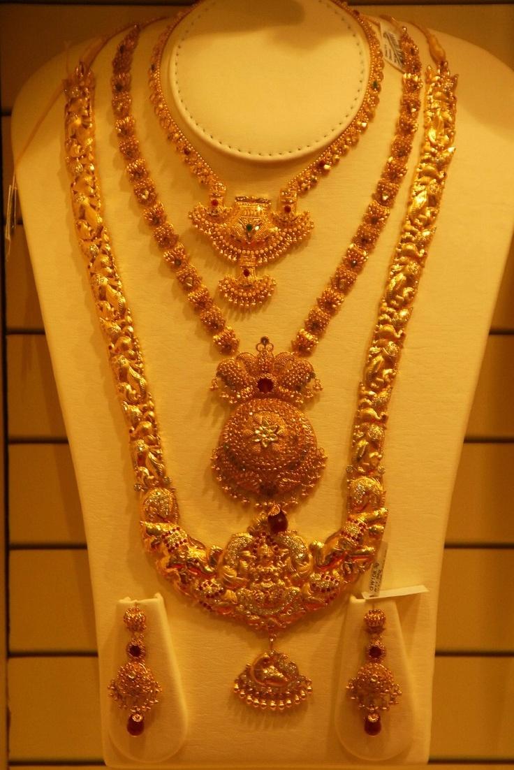 Gold and Diamond jewellery design
