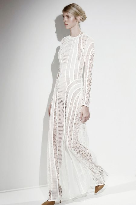 After seeing the first resort collection from the Australian based company Zimmermann. She new it would be perfect for her trip to Morocco.