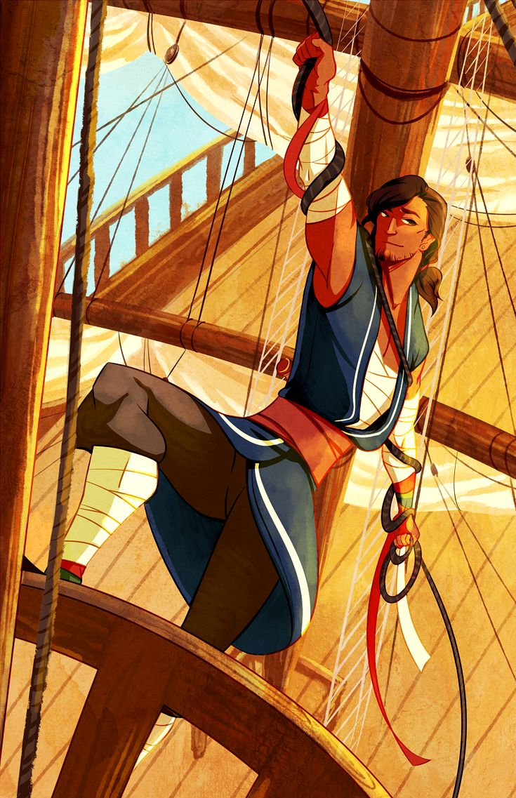 Ocealdo- God of Water, Rivers, Oceans, and Storms         Disguised as a sailor to be at sea with humans.
