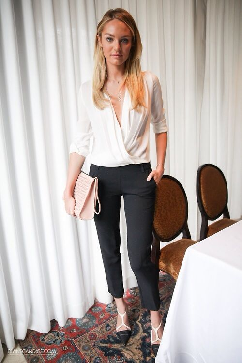 Candice Swanepoel | Minimal + Chic | @CO DE + / F_ORM