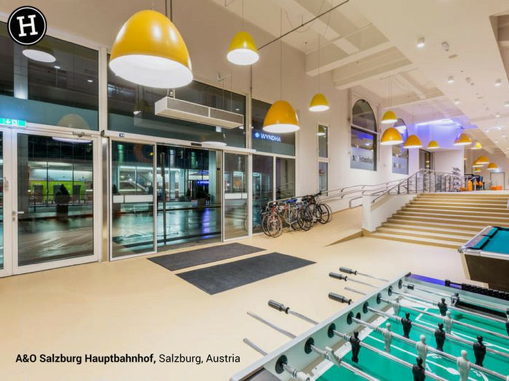 A&O Salzburg Hauptbahnhof - Salzburg, Asutria - #LoveHostels