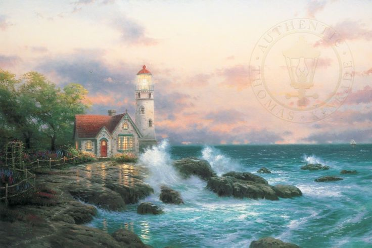 Beacon of Hope | The Thomas Kinkade Company