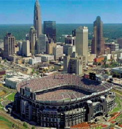 Bank of America Stadium: Home of the Carolina Panthers