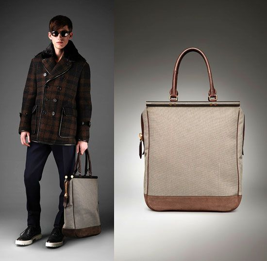17 Best images about Burberry Men's Bags on Pinterest