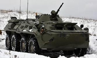 Ruská armáda dostane arktických obrněných transportérů.