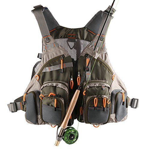 Tightline Fly Fishing Vest