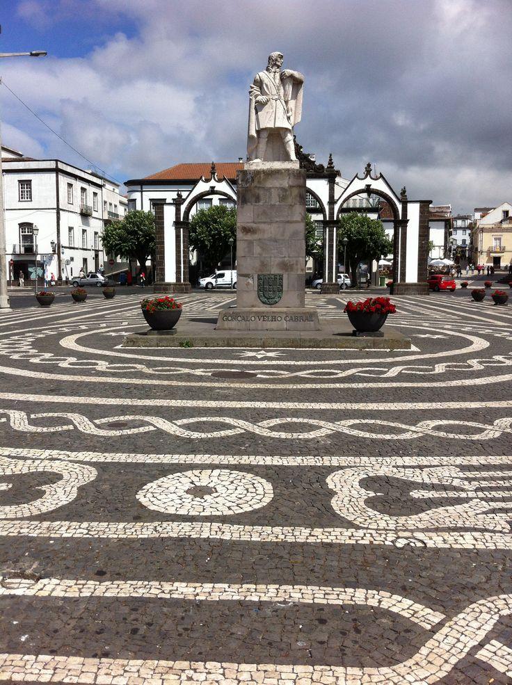 Ponta Delgada. Azores Islands