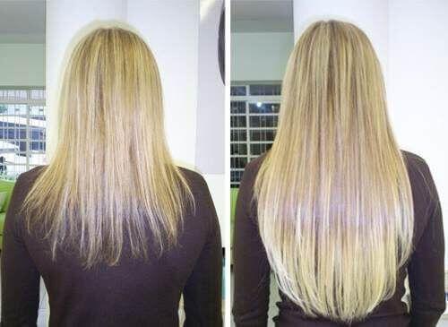 Saçların Uzaması için Doğal Tedaviler